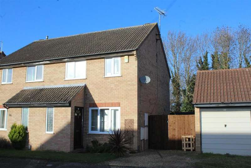 3 Bedrooms Semi Detached House for sale in Sevenacres, Orton Brimbles, Peterborough
