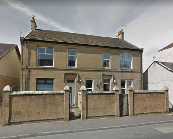 2 Bedrooms Apartment Flat for sale in Canal Street, Saltcoats, Stevenson