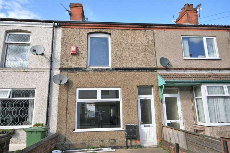 3 Bedrooms Terraced House for sale in Patrick Street, Grimsby, DN32
