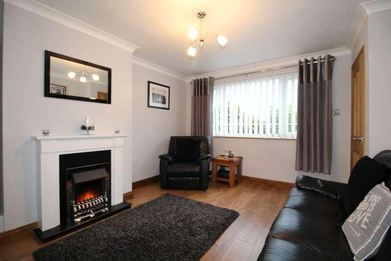 2 Bedrooms Semi Detached House for sale in Tudor Grove, Humbledon, Sunderland, SR3