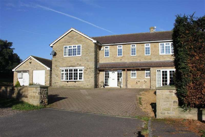 4 Bedrooms Detached House for sale in Gayles, Richmond, North Yorkshire