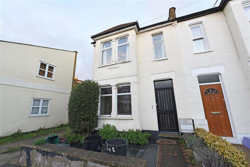 2 Bedrooms Terraced House for sale in Bronson Road, Raynes Park