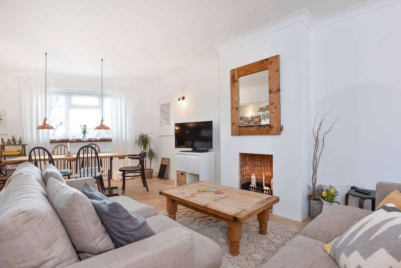 4 Bedrooms End Of Terrace House for sale in Champion Crescent, Sydenham, SE26