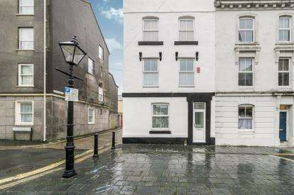 3 Bedrooms End Of Terrace House for sale in Plymouth, Devon, England