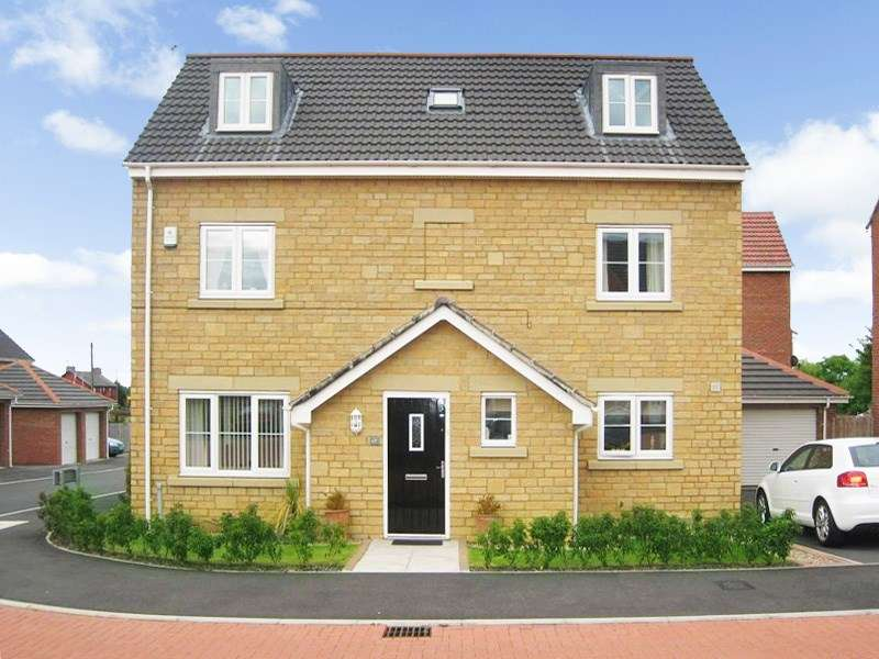 5 Bedrooms Property for sale in Heather Lea, Bebside, Blyth, Northumberland, NE24 4DE