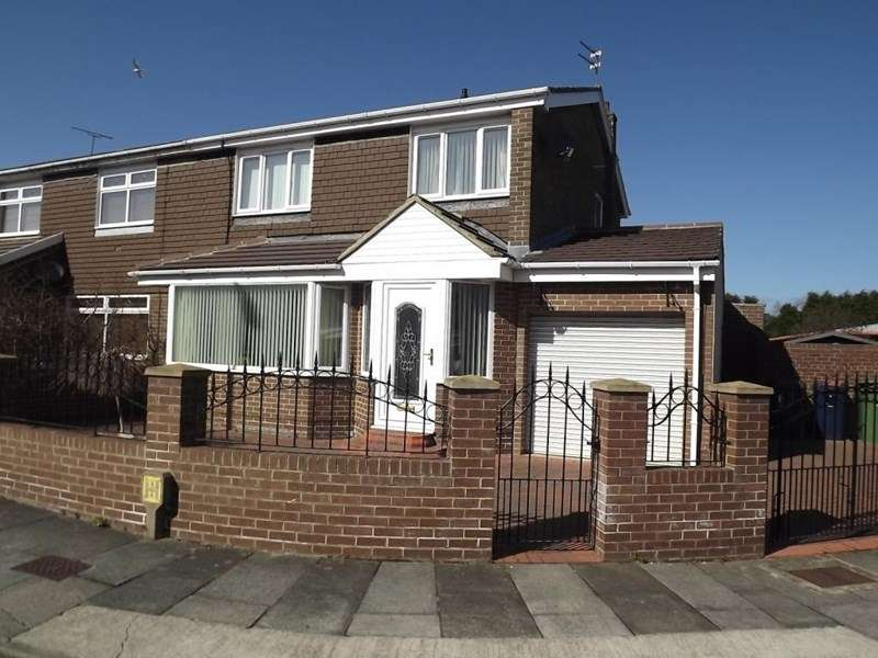 3 Bedrooms Property for sale in Fountain Grove, Coastal, South Shields, Tyne & Wear, NE34 6HX