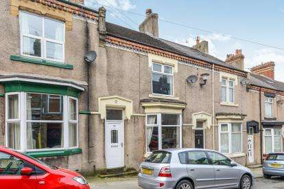 2 Bedrooms Terraced House for sale in New Street, Carnforth, Lancashire, United Kingdom, LA5