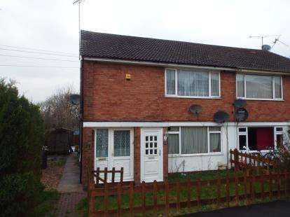 2 Bedrooms Maisonette Flat for sale in Arbroath Road, Luton, Bedfordshire, England