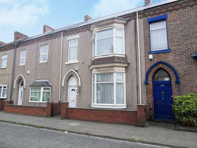 3 Bedrooms Property for sale in Roker Avenue, Roker, Sunderland, Tyne & Wear, SR6 0HW