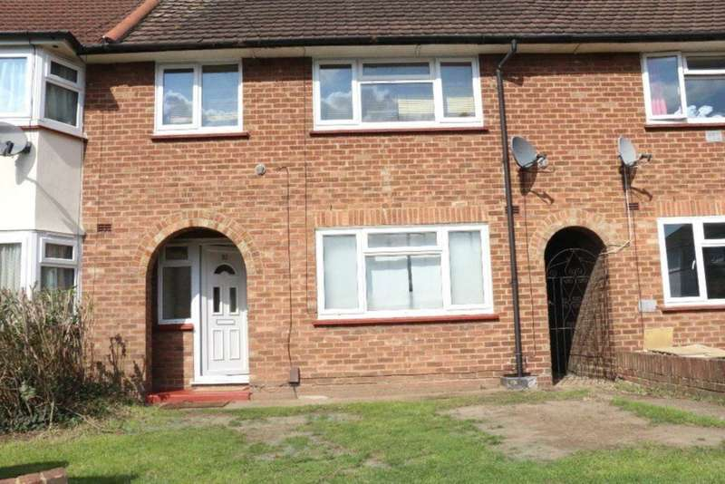 3 Bedrooms Terraced House for rent in Hounslow