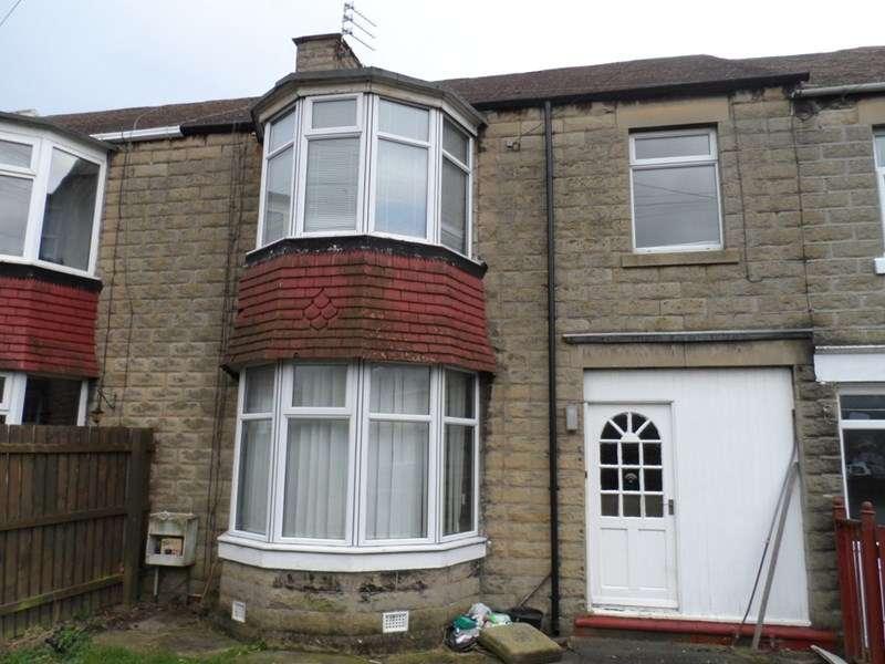 3 Bedrooms Property for sale in Welbeck Terrace, Ashington, Ashington, Northumberland, NE63 0JW