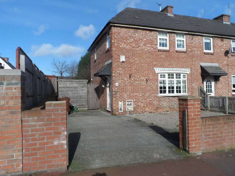 3 Bedrooms Property for sale in Grasmere Avenue, Walker, Newcastle upon Tyne, Tyne and Wear, NE6 2PJ