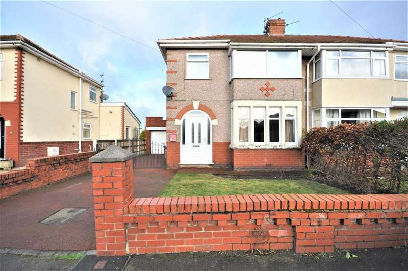 3 Bedrooms Semi Detached House for sale in St Thomas Road, Kirkham, Preston, Lancashire, PR4 2TS