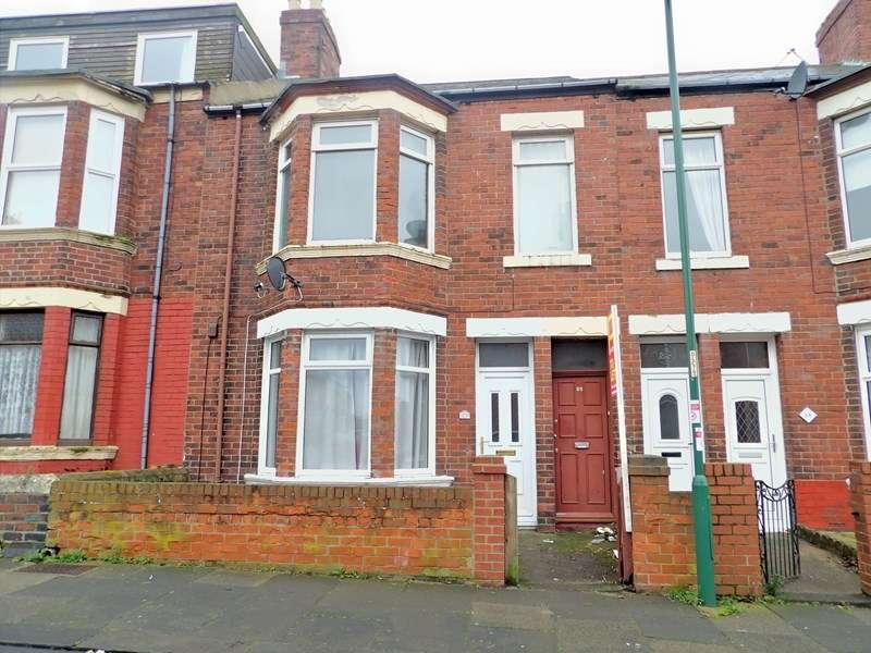 2 Bedrooms Property for sale in Readhead Avenue, Westoe , South Shields, Tyne and Wear, NE33 3AW