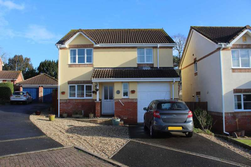 4 Bedrooms Detached House for sale in Humphries Park, Exmouth