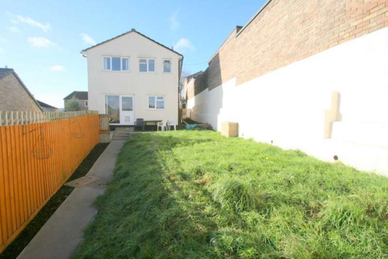 3 Bedrooms Detached House for sale in Avent Walk, Colebrook