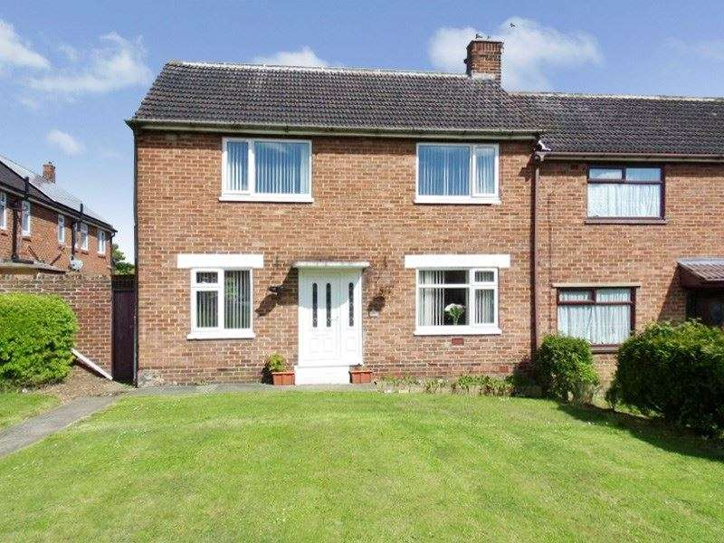 3 Bedrooms Property for sale in Greenbank Close, Trimdon, Trimdon Station, Durham, TS29 6JR
