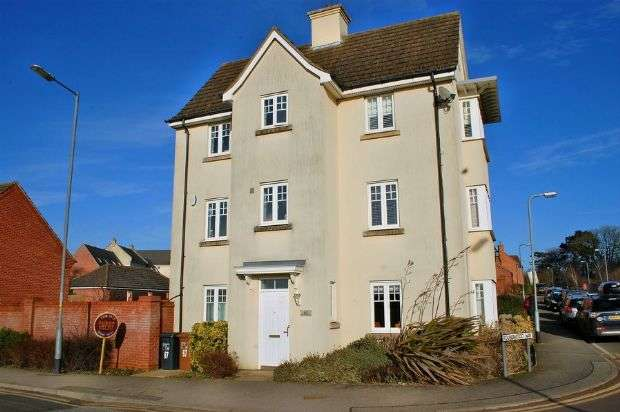 5 Bedrooms Town House for sale in Berrywood Drive, St Crispins, Northampton NN5 6GA