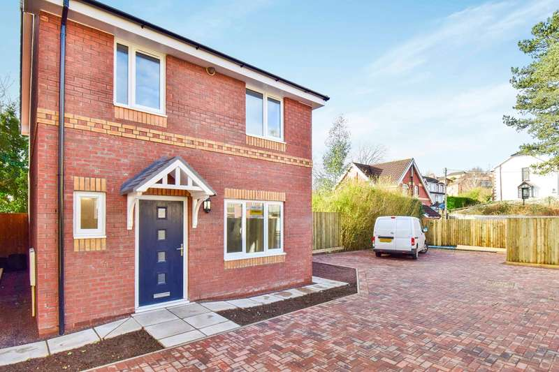 3 Bedrooms Detached House for sale in Kingswood Close, Hengoed, Caerphilly, CF82