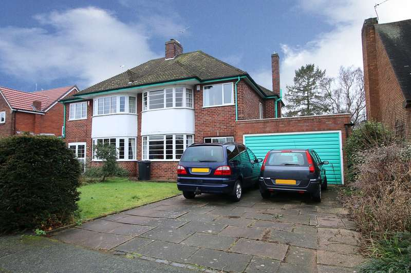 3 Bedrooms Semi Detached House for sale in Heath Farm Road, Norton, Stourbridge, DY8