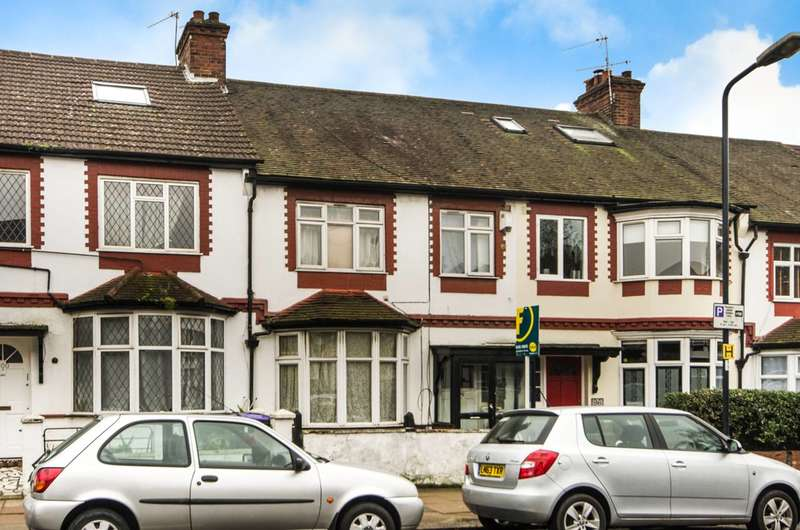 5 Bedrooms Terraced House for sale in Palermo Road, Kensal Green, NW10