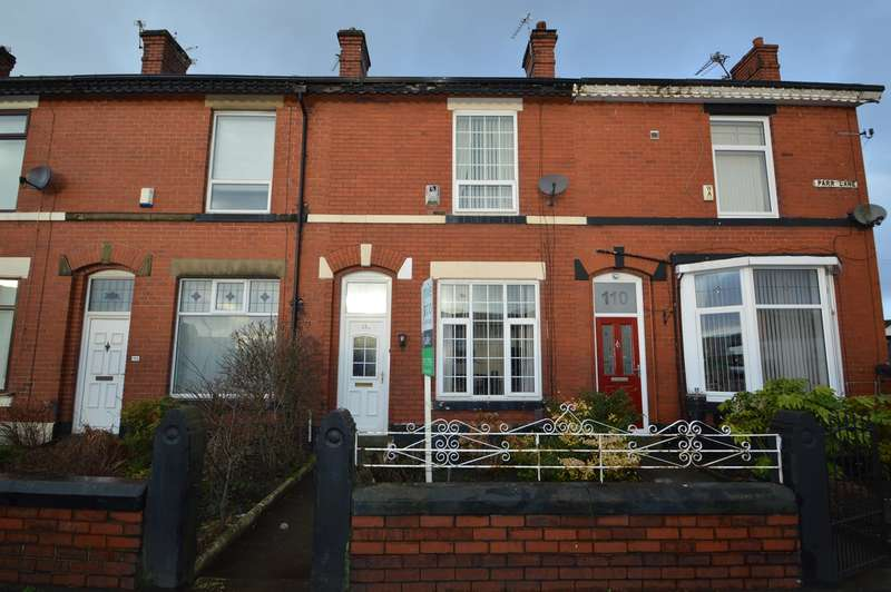2 Bedrooms Terraced House for sale in Parr Lane, Unsworth, Bury, BL9
