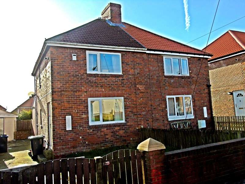 2 Bedrooms Property for sale in A J Cook Terrace, Shotton Colliery, Shotton Colliery, Durham, DH6 2PR