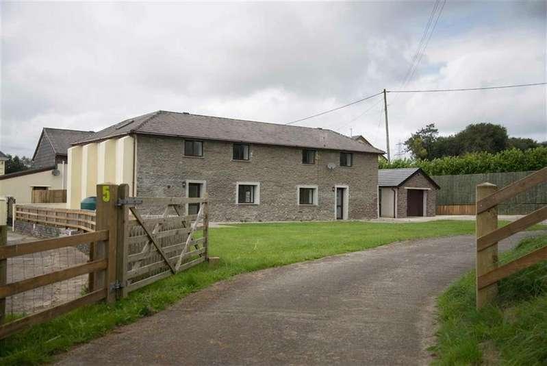 5 Bedrooms Detached House for sale in Rhydypandy Road, Pantlassau, Swansea