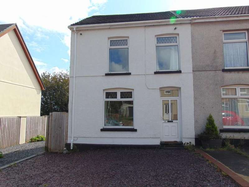 3 Bedrooms Semi Detached House for sale in Penygraig Road, Llanelli