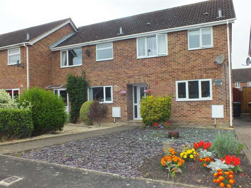 3 Bedrooms End Of Terrace House for sale in Home Close, Trowbridge, Wiltshire, BA14