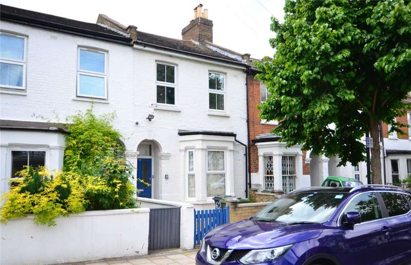 2 Bedrooms Apartment Flat for sale in Cambria Road, London, SE5