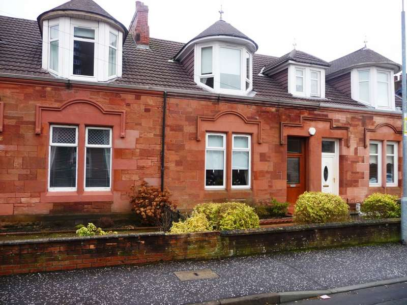 3 Bedrooms Terraced House for sale in Wilson Street, Motherwell, ML1