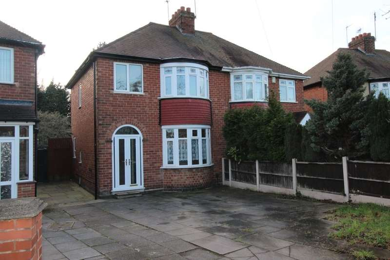 3 Bedrooms Semi Detached House for rent in Somerset Road, Willenhall, WV13