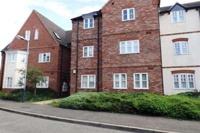 2 Bedrooms Flat for rent in Hogan House, Ivy Grange, Bilton CV22