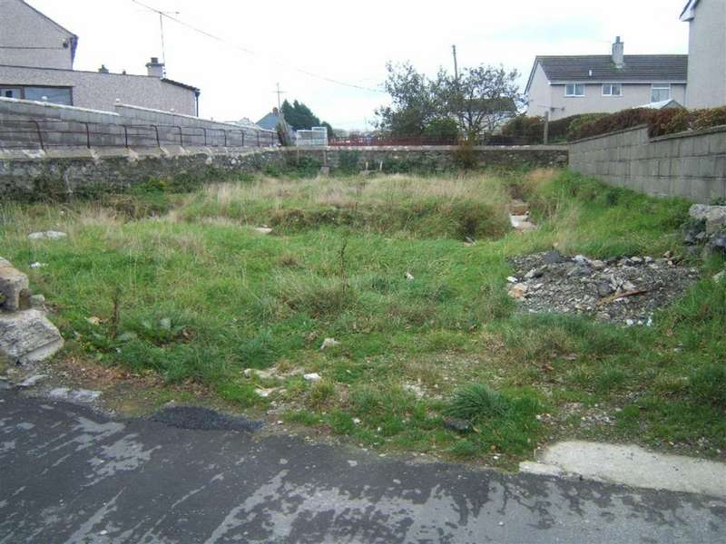 Land Commercial for sale in Mountain Road, Llanfechell, Anglesey, LL68
