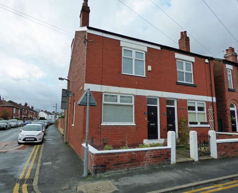 2 Bedrooms Semi Detached House for sale in Chapel Street, Hazel Grove, Stockport
