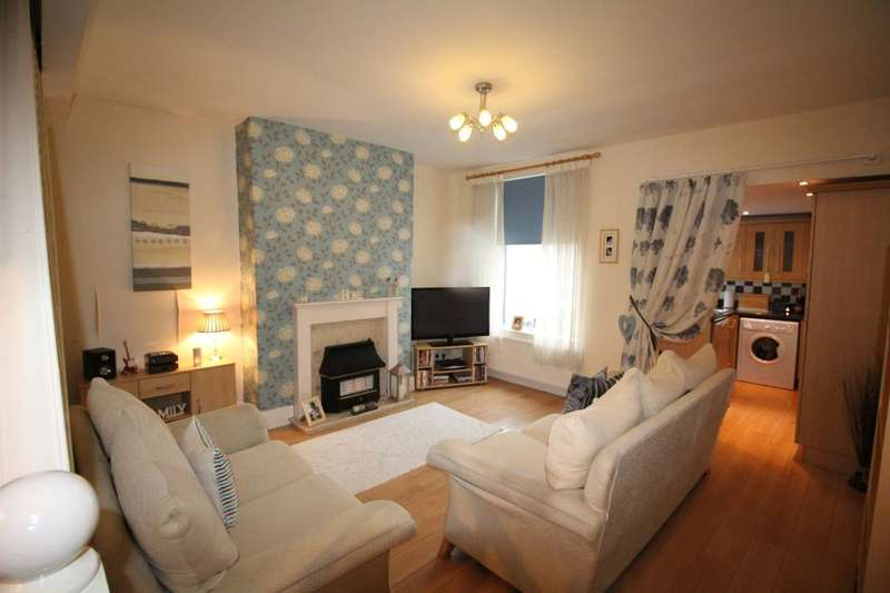 2 Bedrooms Terraced House for sale in Romney Avenue, Burnley, BB11
