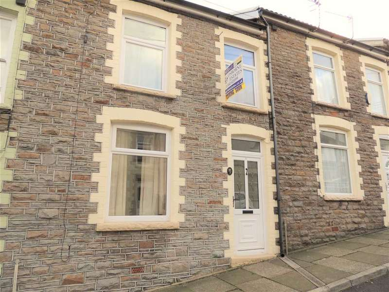 3 Bedrooms Terraced House for sale in Greenfield Street, Penygraig, Tonypandy