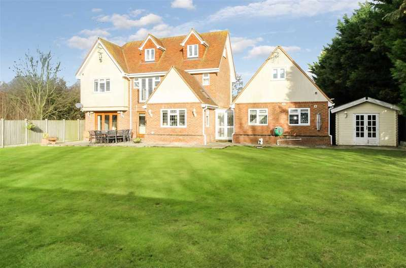 5 Bedrooms Detached House for sale in Glenthorne, London Road, Billericay