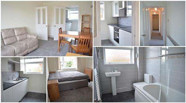 2 Bedrooms Apartment Flat for rent in Station Road, Coventry