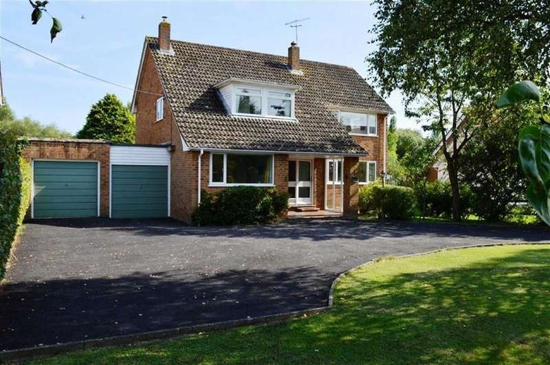 4 Bedrooms Detached House for sale in Tarrant Keyneston, Blandford Forum, Dorset