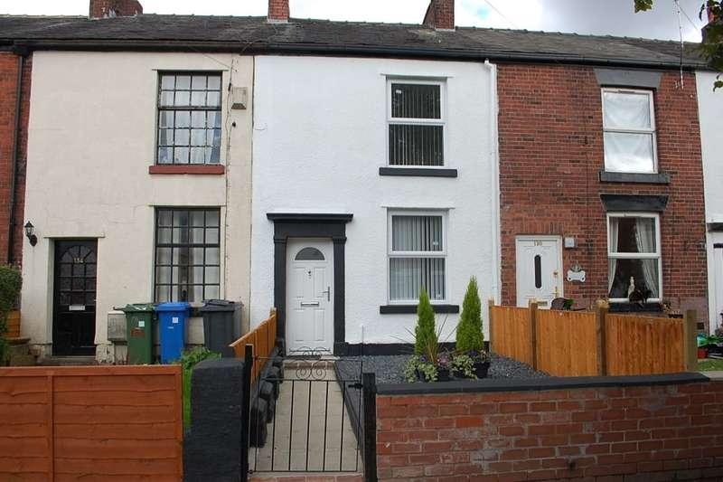 2 Bedrooms Terraced House for sale in Princess Street, Ashton-Under-Lyne, OL6