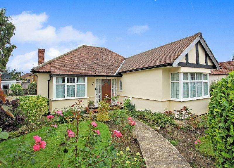 2 Bedrooms Detached Bungalow for sale in Oak Way, Shirley