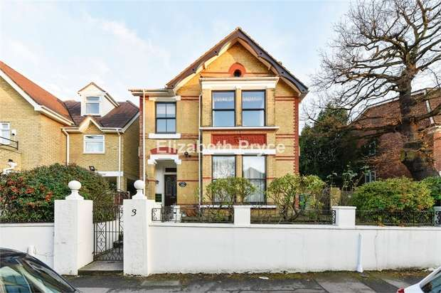 6 Bedrooms Detached House for sale in 3, Sylvan Road, London