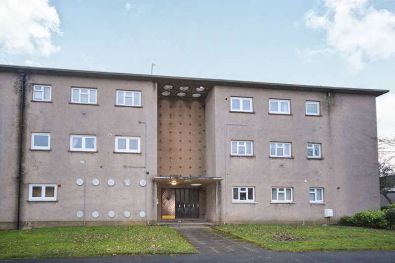 2 Bedrooms Flat for rent in Birchtree Road, Glenrothes, KY7