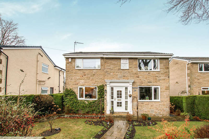 4 Bedrooms Detached House for sale in Bramham Road, Bingley, BD16