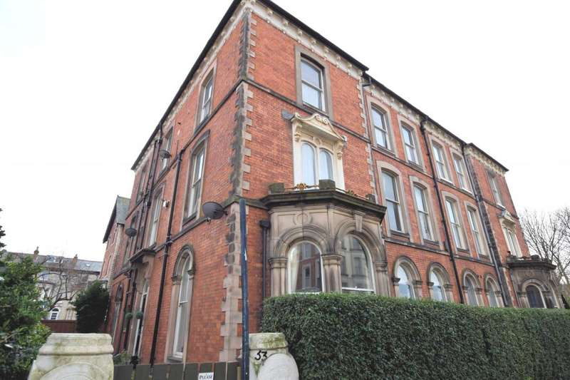 2 Bedrooms Apartment Flat for sale in Prince Of Wales Terrace, Scarborough, North Yorkshire YO11 2AN