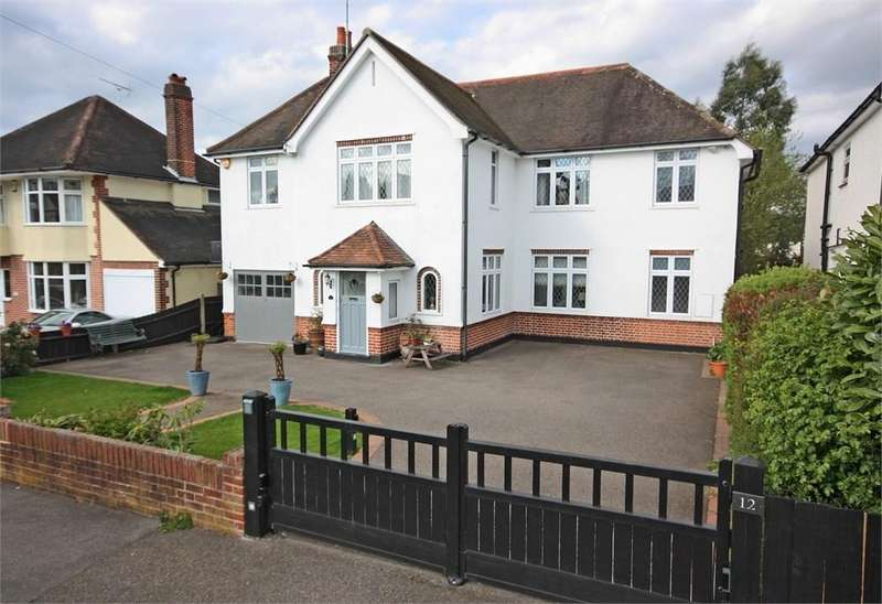 6 Bedrooms Detached House for sale in Alwyne Avenue, Shenfield, Brentwood, CM15