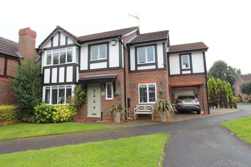 4 Bedrooms Detached House for sale in Barton Drive, Knowle