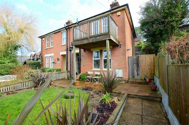 3 Bedrooms Semi Detached House for sale in Guest Avenue, Poole, Dorset